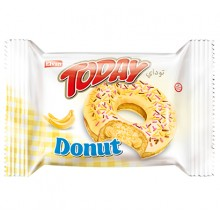 Пончик Today Donut  БАНАН