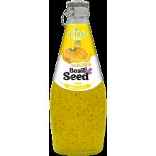 Напиток AZIANO Basil seed Banana Juice, 290ml