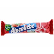 Конфеты Alpenliebe клубничным вкусом 32 грамма