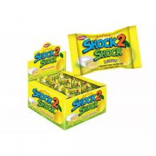Жвачка «Shock 2 shock» (Лимон) 5 гр