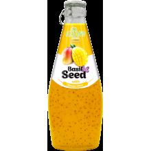 Напиток AZIANO Basil seed Mango Juice, 290ml