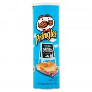 Pringles Salt and Vinegar Принглс со вкусом соли и уксуса 158 гр