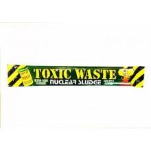Кислая жевательная конфета Toxic Waste Nuclear sludge Bar (яблоко)