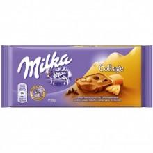 Milka Collage Fudge
