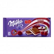 Milka Cherry Cream