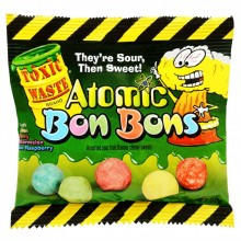 Конфеты атомные Toxic Waste Bon Bons