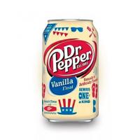 Dr. Pepper Vanilla Float