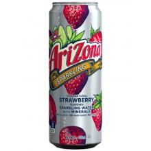 Arizona Sparkling Water + Minerals Strawberry, 355мл