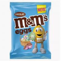 M&M's mini eggs