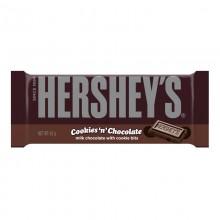 Молочный шоколад Hershey's Cookies'n'Chocolate
