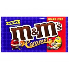 Драже M&MS Caramel
