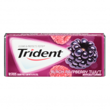 TRIDENT BLACKBERRY TWIST