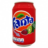 Fanta Strawberry and Kiwi