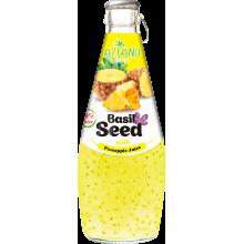 Напиток AZIANO Basil seed Pineapple Juice, 290ml