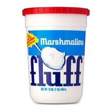 Marshmallow Fluff vanilla, 454 гр