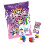 Жвачка - леденец Fini Unicorn Balls (Яйца Единорога)
