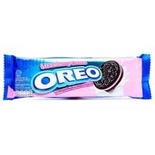 Печенье OREO Strawberry Creme