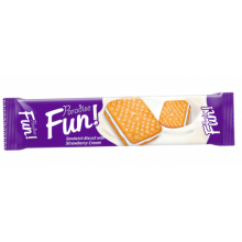 Печенье-сендвич PARADISE FUN VANILA, 40гр