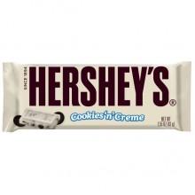Белый шоколад Hershey's Cookies'n'Creme