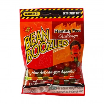 Bean Boozled Flaming Five Challenge 54 гр