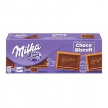 Milka Choco Biscuit (Шоколадный бисквит)