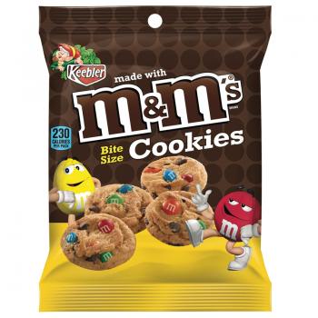 M&M's печенье