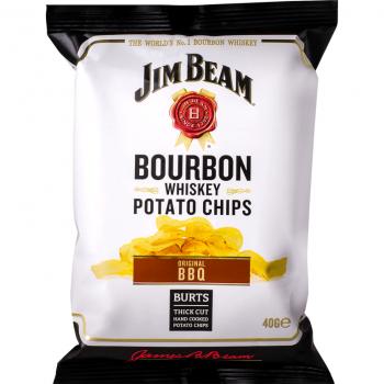 Jim Beam Bourbon Whiskey Potato Chips